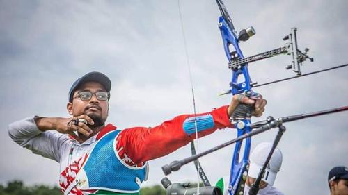 Bangladesh wins gold in Archery in Nepal