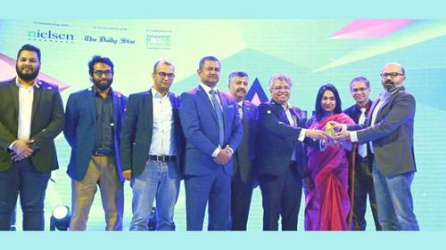 bKash wins Best Brand Award 2019
