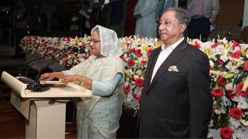 Prime Minister formally inaugurates BBPL in the evening