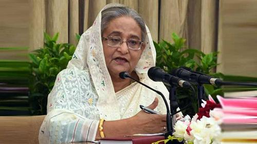'Rule of law is a precondition in protection of human rights'- Sheikh Hasina