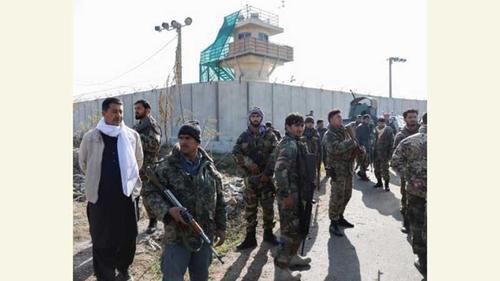 আফগানিস্তানে মার্কিন সামরিক ঘাঁটিতে আত্মঘাতী বোমা হামলা