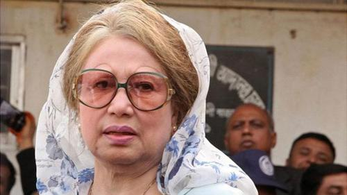 Appellate division rejects Khaleda's bail plea