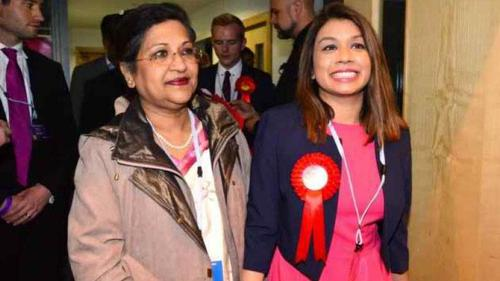 Tulip wins despite Labour Party's defeat