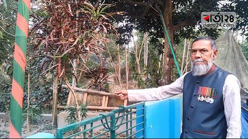 খেতাব জোটেনি পুলিশ লাইনের বীর শাহজাহানের