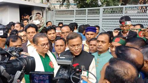 'Calling Quader Molla martyr an insolence'
