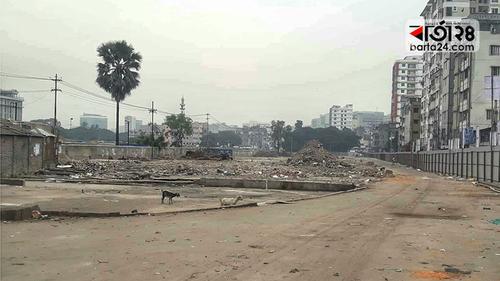 তেজগাঁও রেলস্টেশনে নেই অবৈধ স্থাপনা, জনমনে স্বস্তি