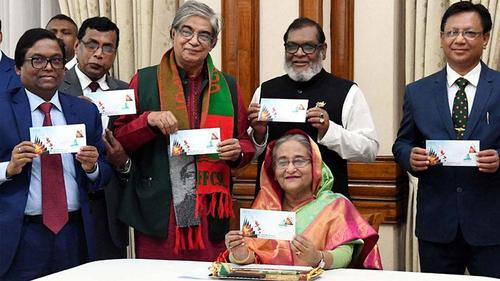 Prime Minister releases stamp on victory day