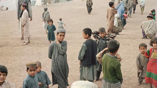 শিশুদের জন্য নরক আফগানিস্তান