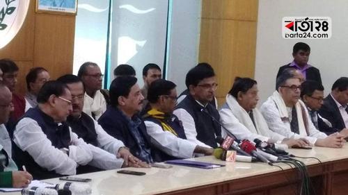 'Awami League president directs to correct Razakar list'- Quader