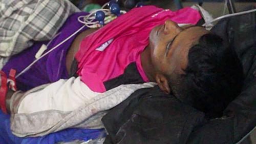 হরিপুর সীমান্তে বিএসএফের গুলিতে বাংলাদেশি নিহত