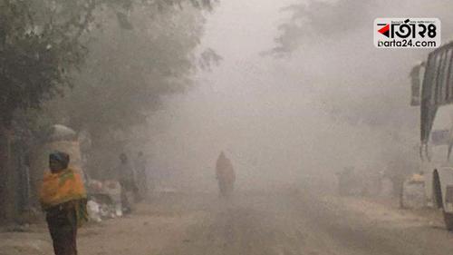 রাজশাহীতে মৌসুমের সর্বনিম্ন তাপমাত্রা আজ