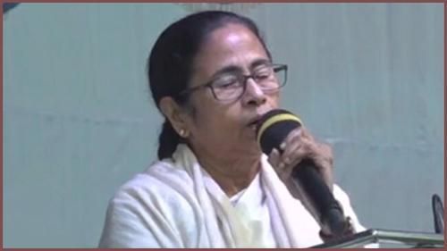 বেঁচে থাকতে বাংলায় নাগরিকত্ব আইন নয়: মমতা