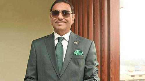 JP, Ershad two flowers on a footstalk: Quader