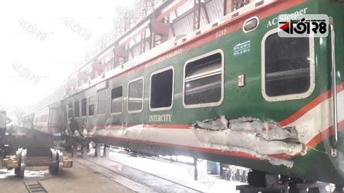 Railway carriage factory to be set up at Syedpur Railway workshop