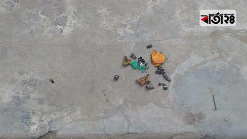 মধুর ক্যান্টিনে ফের ককটেল বিস্ফোরণ