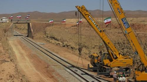 রেলপথে যুক্ত হচ্ছে ইরান ও আফগানিস্তান