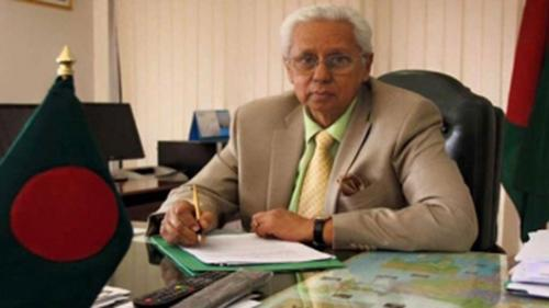 Syed Moazzem Ali passes away