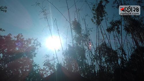 সূর্যের দেখা মিললেও সর্বনিম্ন তাপমাত্রা পঞ্চগড়ে