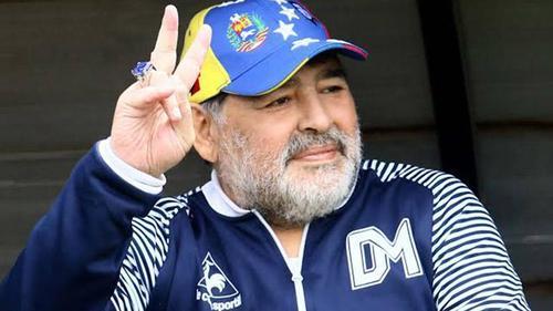 Maradona to come Bangladesh in the birth centenary of Bangabandhu