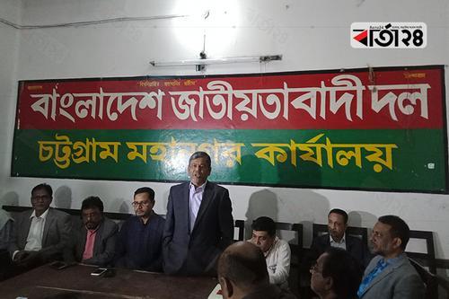 বিএনপি ভাঙবে না, ঘুরে দাঁড়াবে: শওকত মাহমুদ