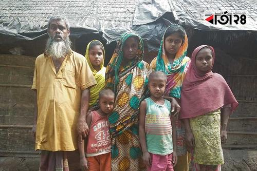 ঘুরে দাঁড়াতে অভাবী মেয়ে কামরুন্নাহারের সংগ্রাম
