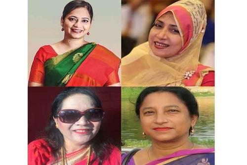 সংরক্ষিত আসনে কিশোরগঞ্জের তিন নারী, হাল ছাড়েন নি সালমা