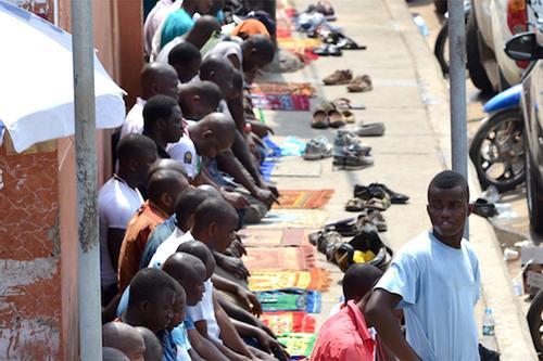 অ্যাঙ্গোলায় এখনও ইসলাম স্বীকৃত ধর্ম নয়