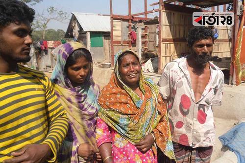 সরে যাচ্ছেন মোড়েলগঞ্জ-শরণখোলা মহাসড়কের দখলদাররা