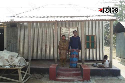প্রধানমন্ত্রীর উপহার 'ঘর' পাচ্ছেন ২১৬ পরিবার