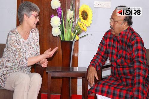 রাজশাহী দেখে অভিভূত নরওয়ে রাষ্ট্রদূত