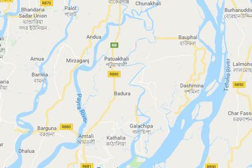 পটুয়াখালী পৌরসভা নির্বাচন: বিদ্রোহী প্রার্থীর অফিস ভাঙচুর