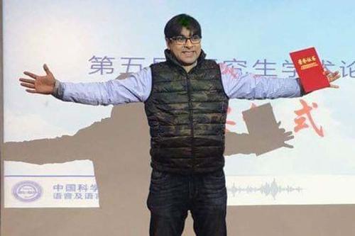 চীনে গবেষণায় সেরা হলেন বাংলাদেশের তারেক
