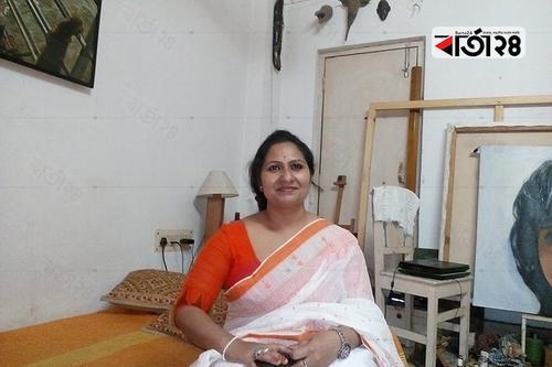 বাংলাদেশ আমার স্বপ্নের ভূমি: প্রীতিশ্রী রায়