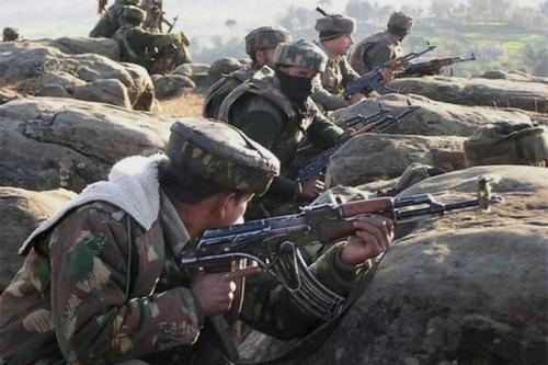 এবার পাকিস্তানের হামলা, ৫ ভারতীয় সেনা আহত