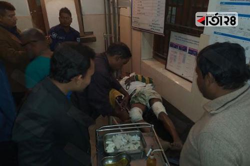 কালীগঞ্জে 'বন্দুকযুদ্ধে' গুলিবিদ্ধ মাদক ব্যবসায়ী, ২ পুলিশ আহত