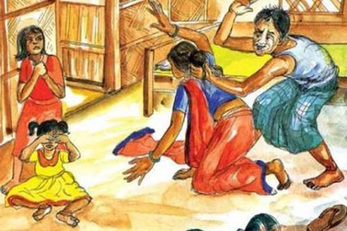 রাজশাহী ও চাঁপাইয়ে এক মাসে ২৮ নারী-শিশু নির্যাতন