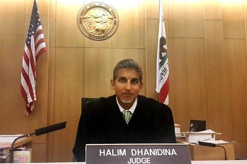 হালিম ধানিদিনা: যুক্তরাষ্ট্রের প্রথম মুসলিম বিচারপতি