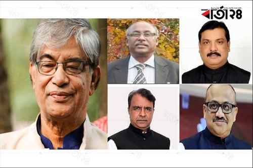 শপথ নিলেন ময়মনসিংহ বিভাগের ৫ মন্ত্রী-প্রতিমন্ত্রী