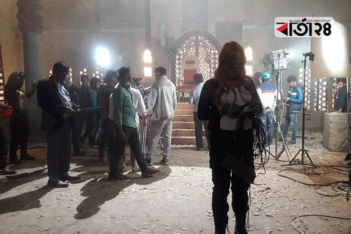 ৮০ ভাগ কাজ শেষ, এপ্রিলে মুক্তি পাবে 'রাগী' সিনেমা