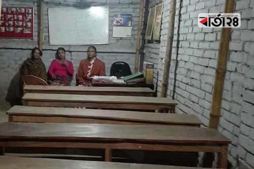 বগুড়ায় বন্ধের পথে হিজড়াদের একমাত্র স্কুল