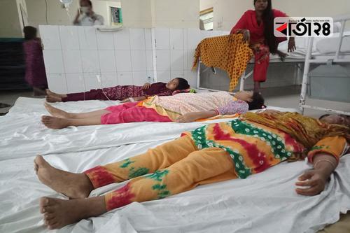 চট্টগ্রামে কারখানায় অগ্নিকাণ্ডে ১১ নারী শ্রমিক আহত