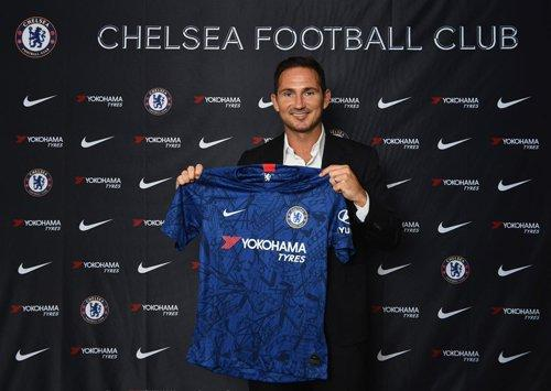 Frank Lampard confirmed as Chelsea manager
