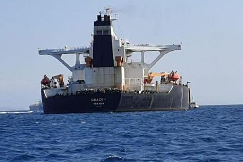 Iran summons UK ambassador over oil tanker seizure