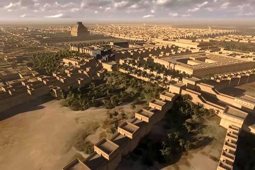 বিশ্ব ঐতিহ্যের স্বীকৃতি পেল ব্যাবিলন