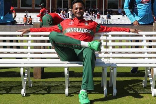 Shakib breaks Sachin's World Cup record