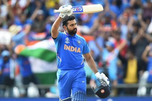 Rohit Sharma breaks record of most centuries