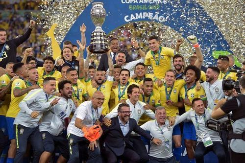 Brazil ends Copa America drought beating Peru in final