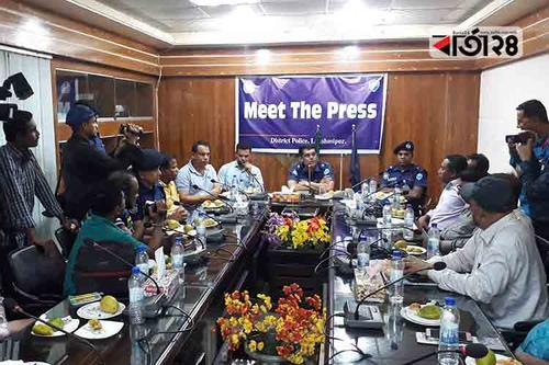 'ছেলে ধরা' গুজবে আতঙ্কিত লক্ষ্মীপুরবাসী