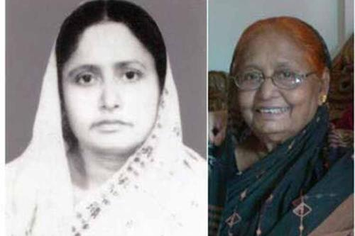 MP Rushema breathed her last