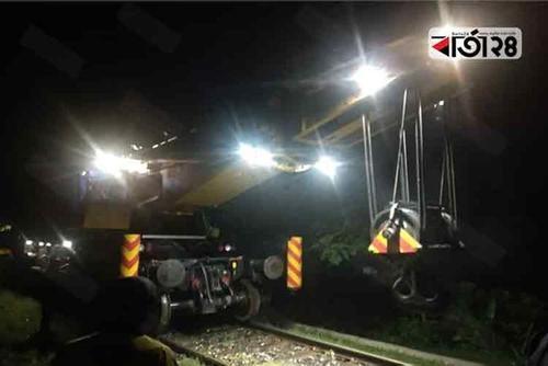 Dhaka-Rajshahi rail communication suspended